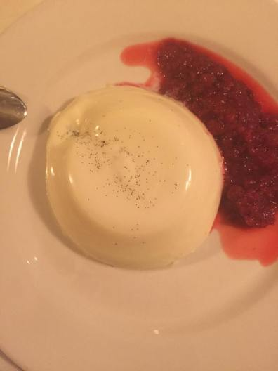 Homemade Panna Cotta, the stuff dreams are made of.